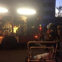 Personensuche / Brandbekämpfung